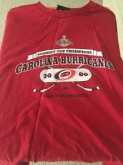 Canes 2006 Stanley Cup Tee